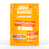WholeHearted Grain Free Chicken & Pumpkin Recipe Flaked in Broth Wet Cat Food, 2.8 oz., Case of 12 - Thumbnail-1
