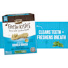 Merrick Fresh Kisses Mint Breath Strips Extra Small Brush Dental Dog Treats, 78 Count - Thumbnail-5
