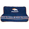 Pets First Denver Broncos Car Seat Cover - Thumbnail-1