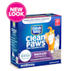 Fresh Step Clean Paws Multi-Cat Scented Clumping Cat Litter with the Power of Febreze, 22.5 lbs. - Thumbnail-2