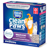 Fresh Step Clean Paws Multi-Cat Scented Clumping Cat Litter with the Power of Febreze, 22.5 lbs. - Thumbnail-3