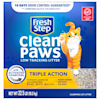 Fresh Step Clean Paws Triple Action Scented Clumping Cat Litter, 22.5 lbs. - Thumbnail-3