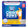 Fresh Step Clean Paws Triple Action Scented Clumping Cat Litter, 22.5 lbs. - Thumbnail-1