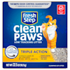 Fresh Step Clean Paws Triple Action Scented Clumping Cat Litter, 22.5 lbs. - Thumbnail-4