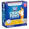 Fresh Step Clean Paws Triple Action Scented Clumping Cat Litter, 22.5 lbs. - Thumbnail-6