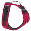 Gooby Pioneer Dog Harness with Control Handle & Seat Belt Restrain Capability Red, X-Large - Thumbnail-3