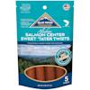 Blue Ridge Naturals Salmon Center Sweet Tater Twist Dog Treats, 6 oz. - Thumbnail-1