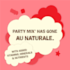 Friskies Party Mix Naturals With Real Salmon Cat Treats, 2.1 oz., Pouch - Thumbnail-4