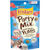Friskies Party Mix Naturals With Real Tuna Cat Treats, 2.1 oz., Pouch - Thumbnail-1