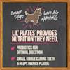 Merrick Lil' Plates Grain Free Real Chicken + Sweet Potato Recipe Small Breed Dry Dog Food, 20 lbs. - Thumbnail-8