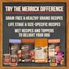 Merrick Grain Free Cowboy Cookout Wet Dog Food, 12.7 oz., Case of 12 - Thumbnail-10