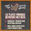Merrick Lil' Plates Grain Free Real Salmon + Sweet Potato Recipe Small Breed Dry Dog Food, 20 lbs. - Thumbnail-8