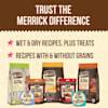 Merrick Lil' Plates Grain Free Real Salmon + Sweet Potato Recipe Small Breed Dry Dog Food, 20 lbs. - Thumbnail-10