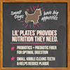 Merrick Lil' Plates Grain Free Real Chicken, Sweet Potatoes + Peas Recipe with Raw Bites Dry Dog Food, 10 lbs. - Thumbnail-8