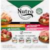Nutro Grain Free Cuts In Gravy Beef, Lamb, Chicken and Turkey Variety Pack Adult Wet Dog Food, 3.5 oz., Count of 24 - Thumbnail-1