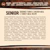 Wellness CORE Natural Grain Free Senior Dry Dog Food, 24 lbs. - Thumbnail-7