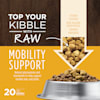 Instinct Freeze-Dried Raw Boost Mixers Grain-Free Mobility Support Recipe Dog Food Topper, 5.5 oz. - Thumbnail-2