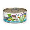 B.F.F. OMG Selfie Cam! Chicken & Lamb Dinner in Gravy Wet Cat Food, 5.5 oz., Case of 8 - Thumbnail-1