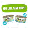 B.F.F. OMG Selfie Cam! Chicken & Lamb Dinner in Gravy Wet Cat Food, 5.5 oz., Case of 8 - Thumbnail-2