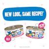 B.F.F. OMG Chase Me Tuna & Chicken Dinner in Gravy Wet Cat Food, 5.5 oz., Case of 8 - Thumbnail-2