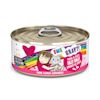 B.F.F. OMG Dilly Dally Tuna & Duck Dinner in Gravy Wet Cat Food, 5.5 oz., Case of 8 - Thumbnail-1
