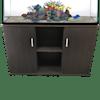 R&J Enterprises 48x18 Espresso Modern Aquarium Cabinet - Thumbnail-1