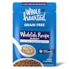 WholeHearted Whitefish Recipe in Gravy Dog Meal Topper, 2.8 oz., Case of 6 - Thumbnail-1