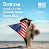 TropiClean Deep Cleaning Papaya Waterless No Rinse Shampoo for Dogs and Cats, 7.4 fl. oz. - Thumbnail-8
