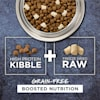 Instinct Raw Boost Grain-Free Recipe with Real Salmon Dry Dog Food with Freeze-Dried Raw Pieces, 19 lbs. - Thumbnail-6
