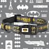 DC Comics Justice League Batman Dog Collar, Small - Thumbnail-2