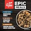 ORIJEN Original Grain Free High Protein Fresh & Raw Animal Ingredients Dry Dog Food, 25 lbs. - Thumbnail-4