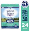 Natural Balance Original Ultra Grain Free Large Breed Bites Chicken Dry Dog Food, 24 lbs. - Thumbnail-4
