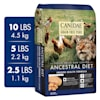 Canidae PURE Ancestral Grain Free Raw Coated Indoor Chicken Dry Cat Food, 10 lbs. - Thumbnail-2