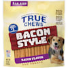 True Chews Bacon Style Bacon Flavor Dog Treats, 16 oz. - Thumbnail-1