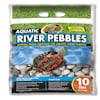 Zoo Med Aquatic River Pebbles for Turtle, 10 lbs. - Thumbnail-1
