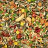 Kaytee Forti-Diet Pro Health Conure & Lovebird Food, 25 lbs. - Thumbnail-2