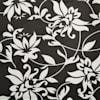 "Midwest Quiet Time Couture Carlisle Mattress Black Floral Dog Bed, 22"" L X 13"" W - Thumbnail-4"