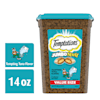 Temptations Jumbo Stuff Tempting Tuna Flavor Crunchy and Soft Cat Treats, 14 oz. - Thumbnail-1