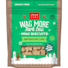 Cloud Star Wag More Bark Less Holiday Mini Biscuits Honey Baked Ham Flavor Dog Treats, 7 oz. - Thumbnail-1