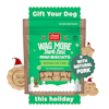 Cloud Star Wag More Bark Less Holiday Mini Biscuits Honey Baked Ham Flavor Dog Treats, 7 oz. - Thumbnail-3