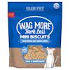 Cloud Star Wag More Bark Less Grain Free Mini Oven Baked Beef, Bacon & Cheese Flavor Dog Treats, 7 oz. - Thumbnail-1