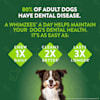 Whimzees Natural Grain Free Daily Dental X-Small Dog Treats, 7.4 oz., Pack of 28 - Thumbnail-7