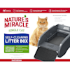 Nature's Miracle Single Cat Self-Cleaning Litter Box, Medium - Thumbnail-2