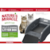 Nature's Miracle Multi-Cat Self-Cleaning Litter Box, Large/X-Large - Thumbnail-2