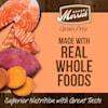 Merrick Grain Free Real Salmon & Sweet Potato Recipe Dry Dog Food, 22 lbs. - Thumbnail-5