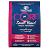 Wellness CORE Wholesome Grains Small Breed Original Turkey Recipe Dry Dog Food, 12 lbs., Bag - Thumbnail-1