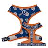Fresh Pawz X MLB Detroit Tigers Adjustable Mesh Dog Harness, Small - Thumbnail-3