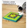 Outward Hound Blue Multipuzzle Dog Toy, Large - Thumbnail-6