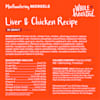 WholeHearted All Life Stages Grain-Free Chef's Classics Morsels in Gravy Wet Cat Food Variety Pack, 2.8 oz., Count of 24 - Thumbnail-5