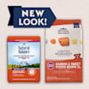 Natural Balance L.I.D. Limited Ingredient Diets Salmon & Sweet Potato Formula Small Breed Bites Dry Dog Food, 12 lbs. - Thumbnail-4